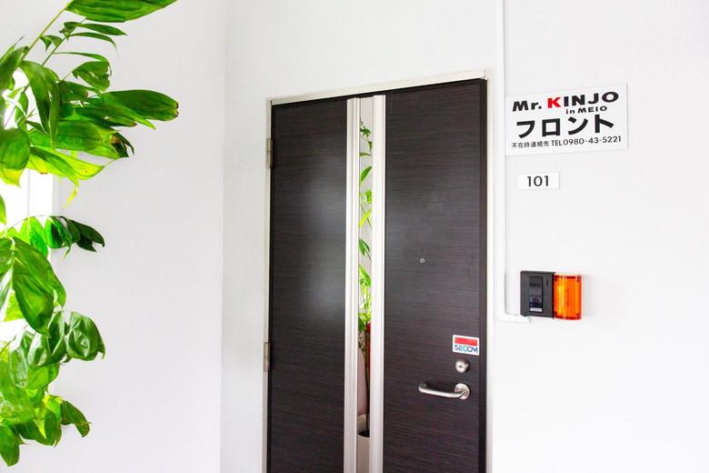 Mr.KINJO in MEIO ホテル画像3