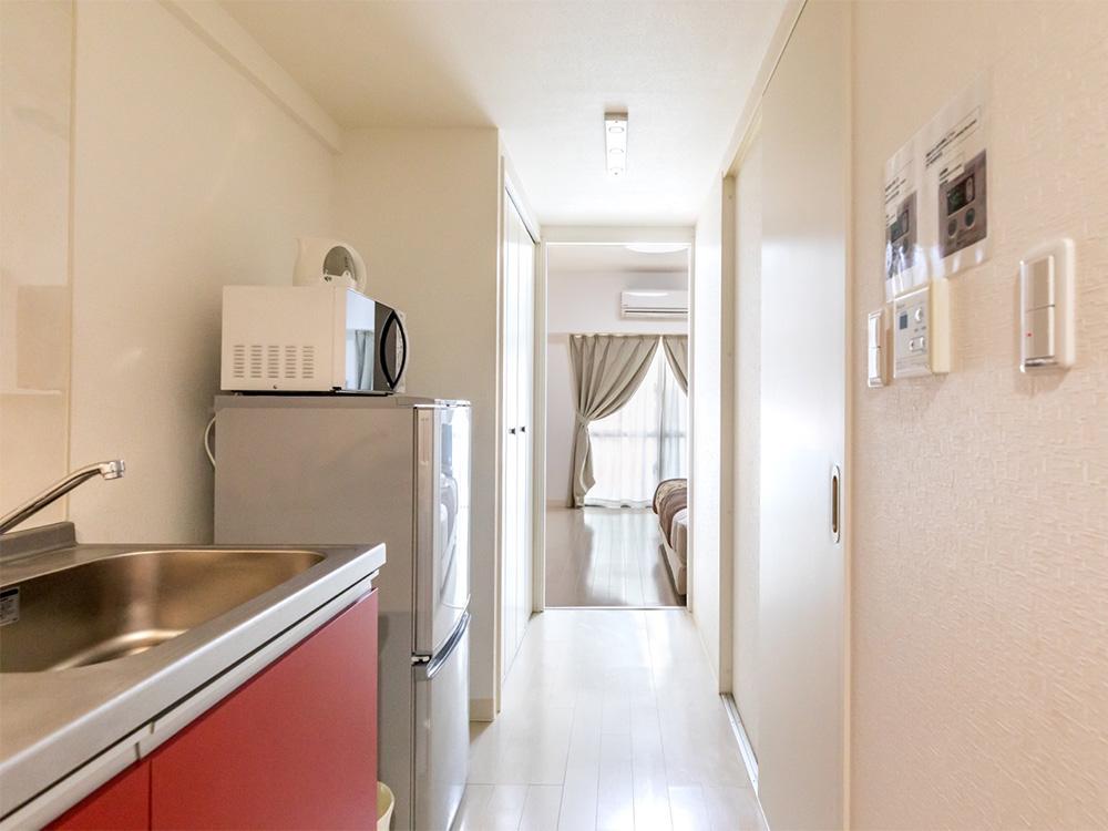 Mr.KINJO PREMIUMHOME in CHATANⅡ ホテル画像6