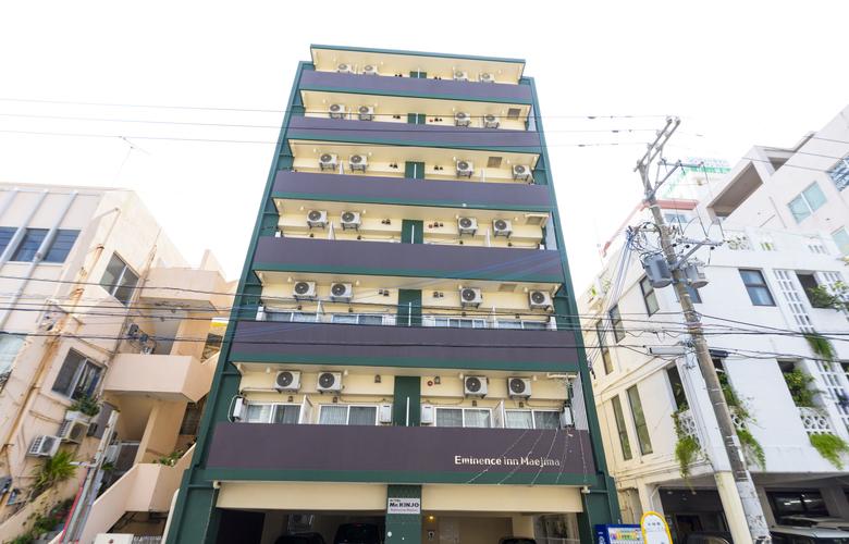 Mr.KINJO EMINENCE INN MAEJIMA ホテル画像1