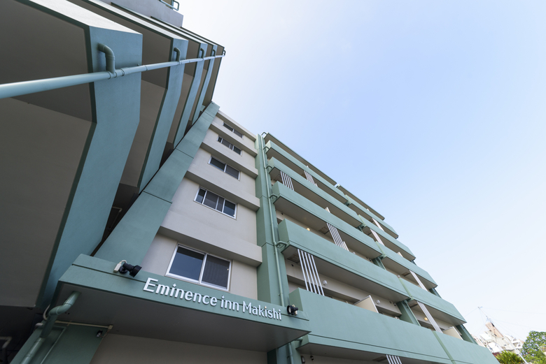 Mr.KINJO EMINENCE INN MAKISHI ホテル画像1