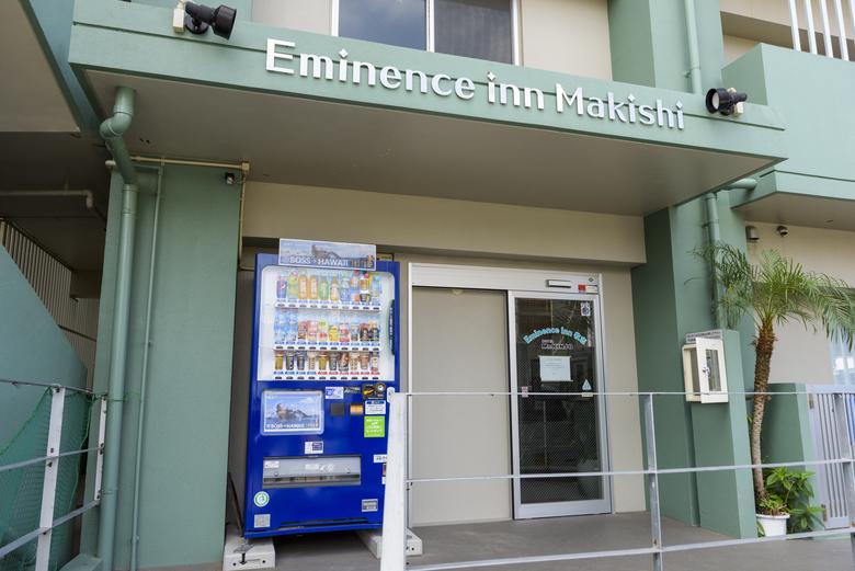 Mr.KINJO EMINENCE INN MAKISHI ホテル画像3