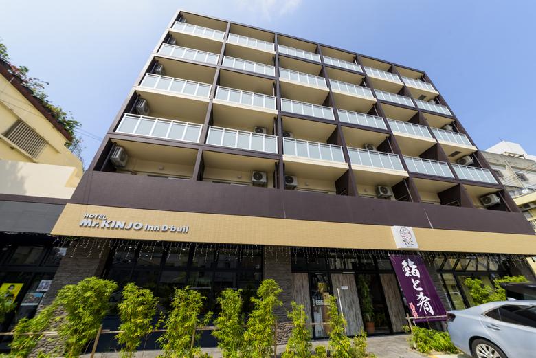Mr.KINJO inn D-buil ホテル画像1