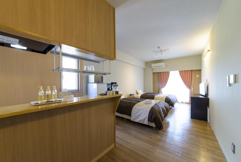 Mr.KINJO inn D-buil ホテル画像2
