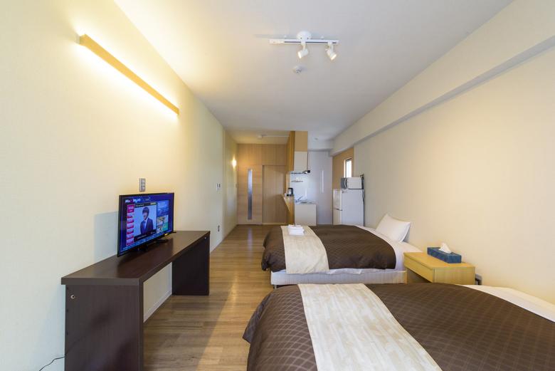 Mr.KINJO inn D-buil ホテル画像4