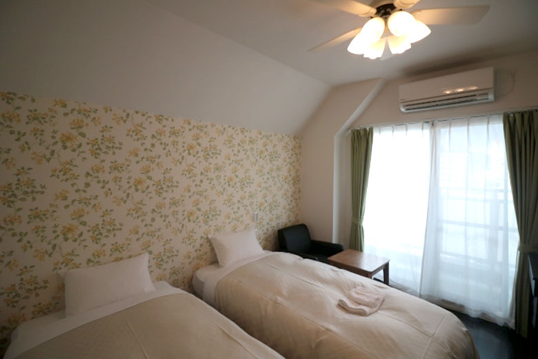 Mr.KINJO in CHATANⅠ ホテル画像1