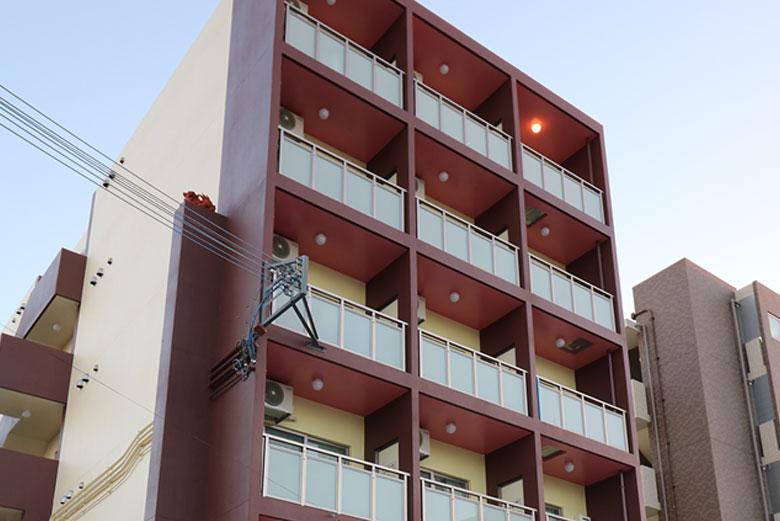 Mr.KINJO PREMIUMHOME in CHATANⅡ ホテル画像1