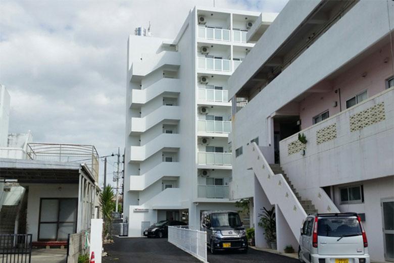 Mr.KINJO in NAGO ホテル画像1