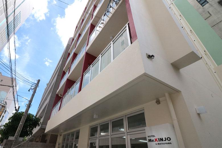 Mr.KINJO in MATSUYAMA ホテル画像1