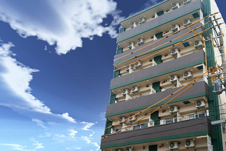 Mr.KINJO INN EMINENCE MAEJIMA ホテル画像1