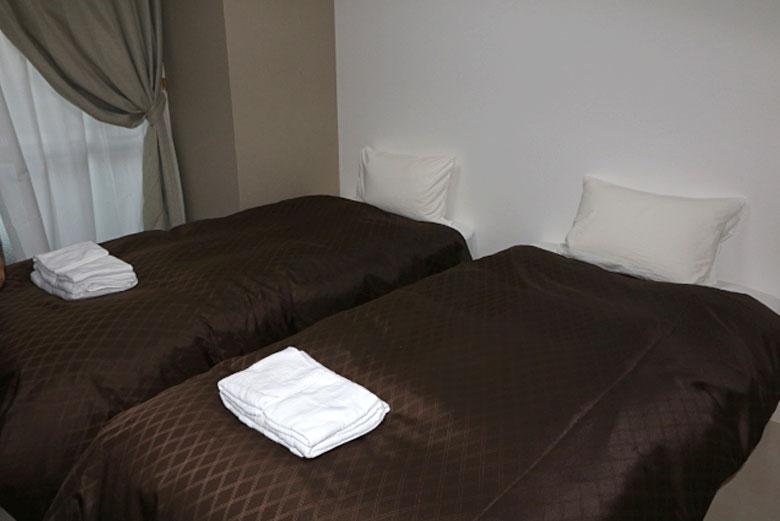 Mr.KINJO PREMIUMHOME in CHATANⅡ ホテル画像3