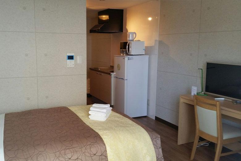 Mr.KINJO in NAGO ホテル画像2