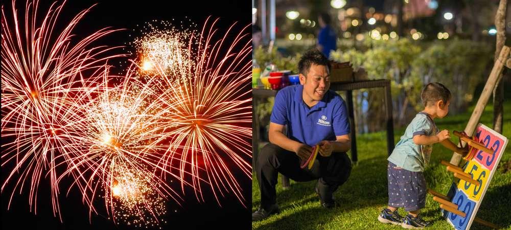 ヒルトン沖縄北谷リゾート サマーフェスティバル2017