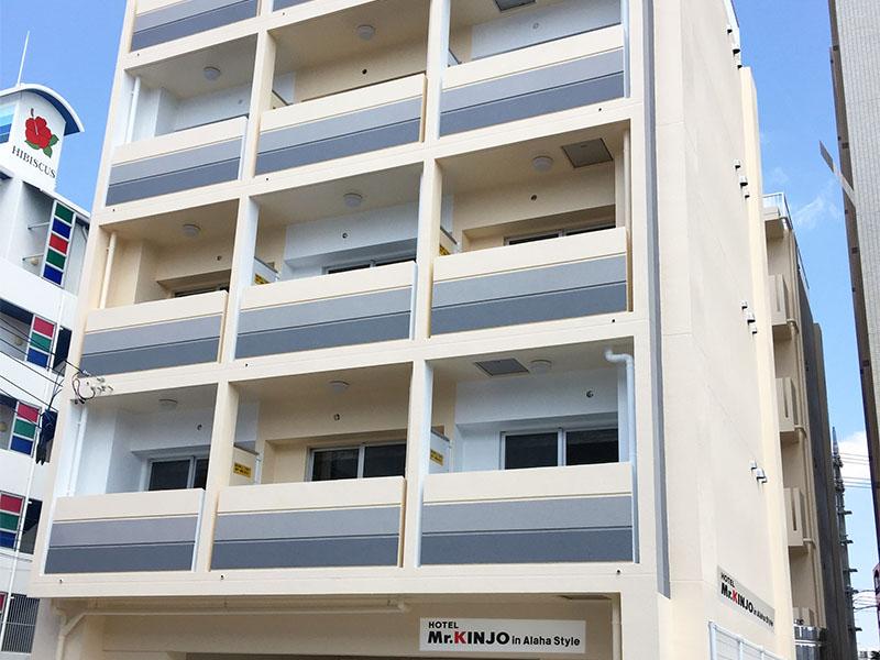 Mr.KINJO in Alaha Style ホテル画像1