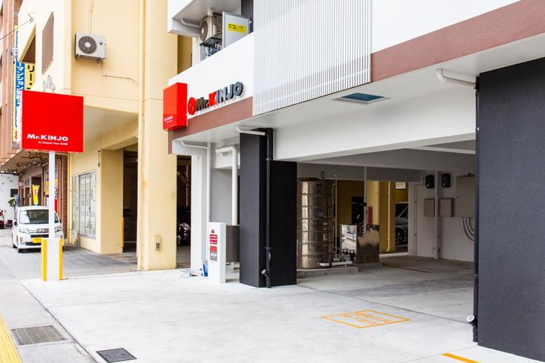 Mr.KINJO in Shanti Van壺川駅 ホテル画像3