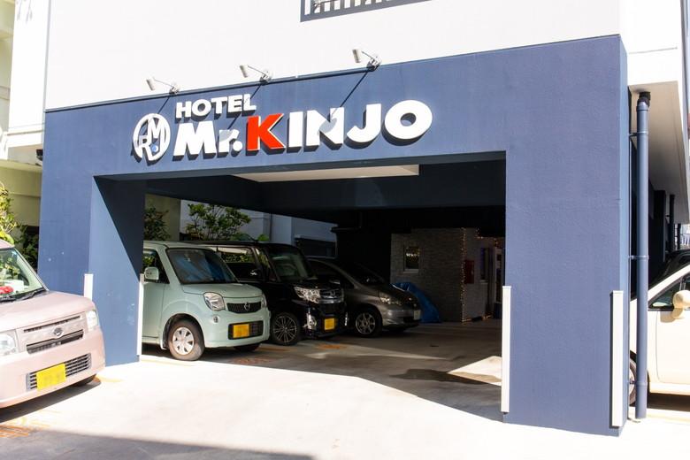 Mr.KINJO in MATSUO ホテル画像3