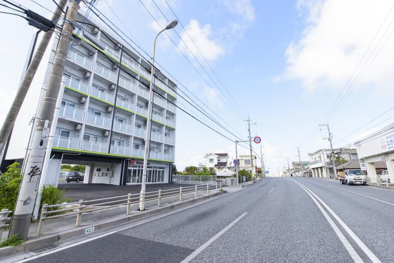 Mr.KINJO in 沖縄北インター ホテル画像6