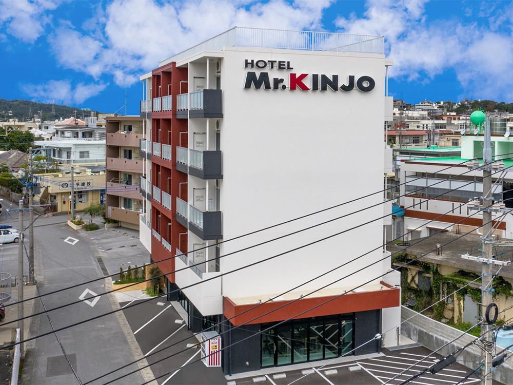 Mr.KINJO in HAIBISU 喜名 ホテル画像1