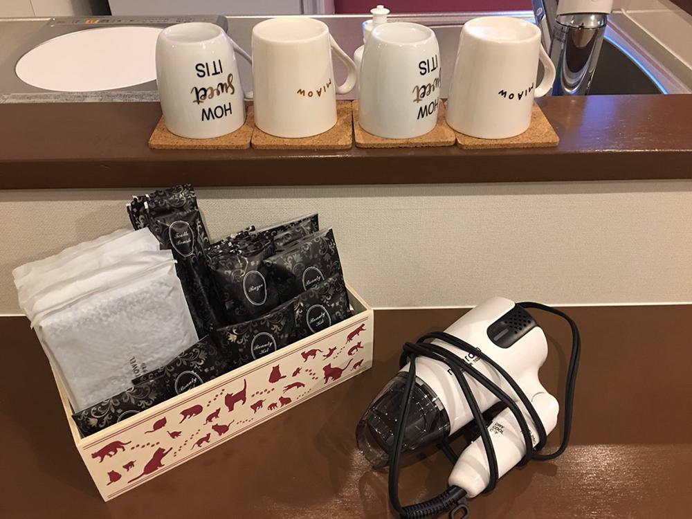 Mr.KINJO GOLDEN CATS ホテル画像4