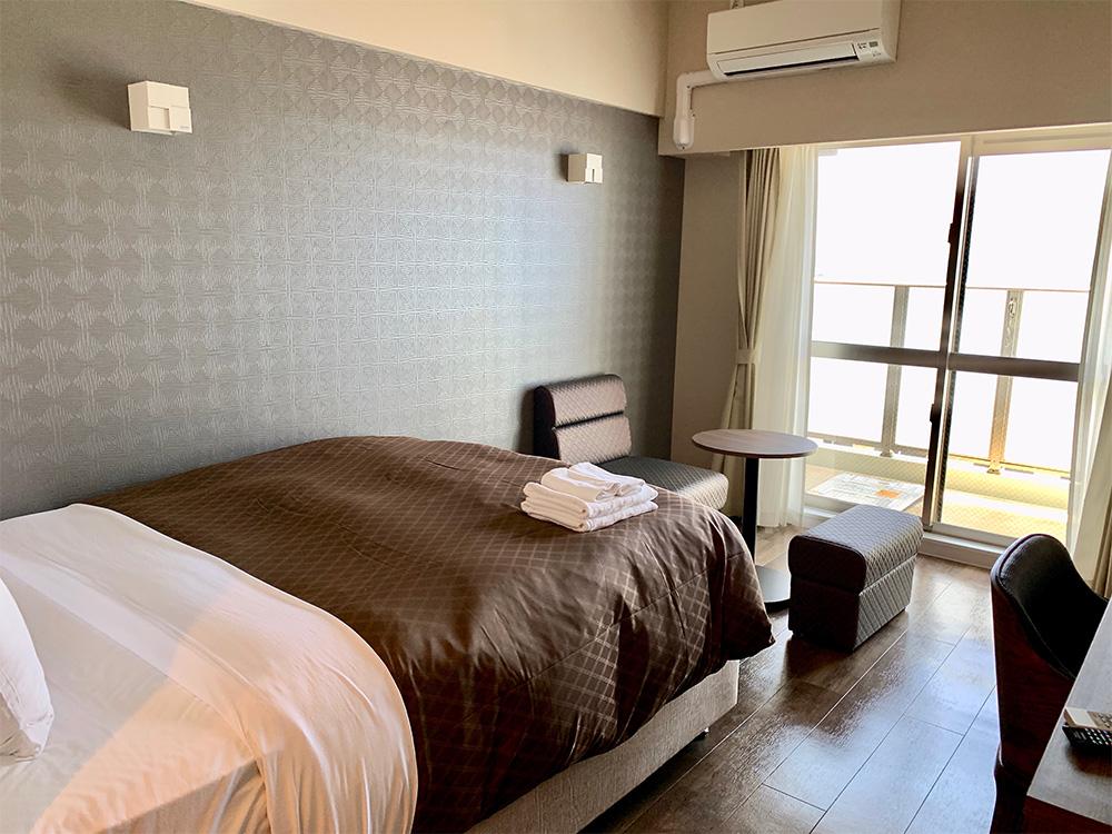 Mr.KINJO in KADENA ホテル画像2