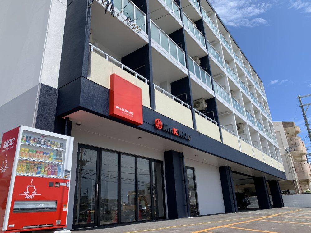 Mr.KINJO in TOMIGUSUKU ホテル画像1