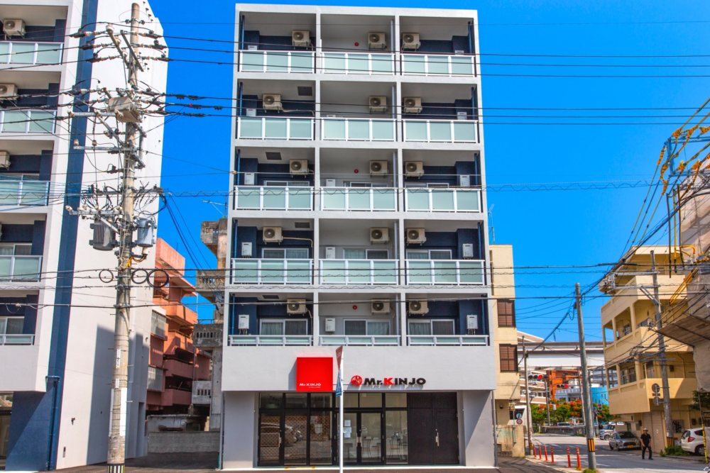 Mr.KINJO in Nica's牧志駅 II ホテル画像1