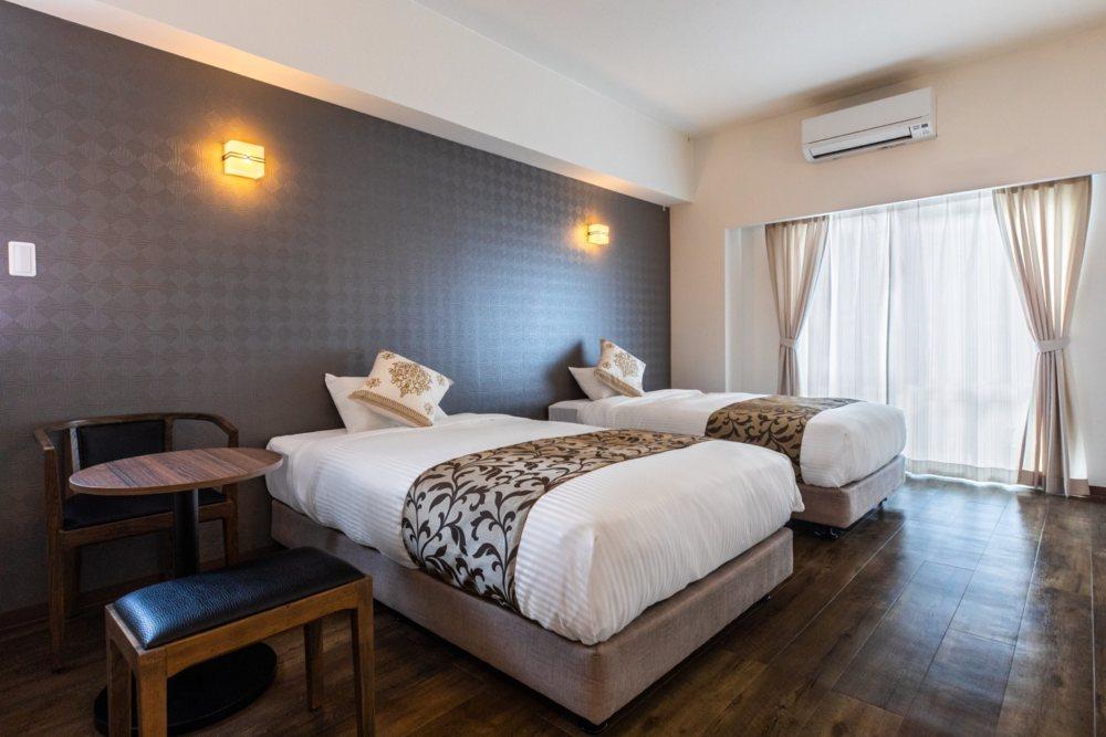 Mr.KINJO in NAMINOUE ホテル画像3