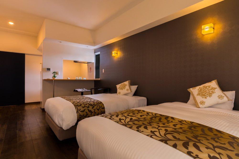 Mr.KINJO in NAMINOUE ホテル画像2
