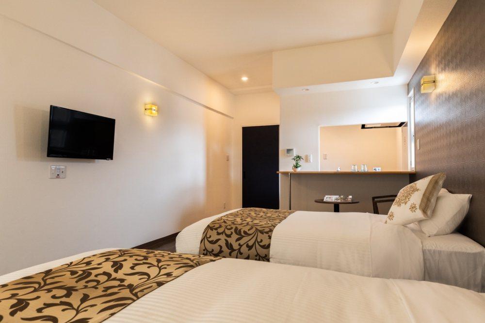 Mr.KINJO in NAMINOUE ホテル画像4