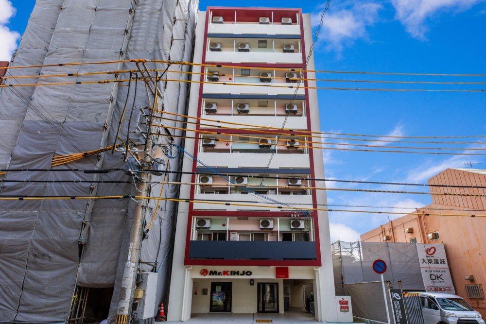 Mr.KINJO in Color'z KUNINDA <那覇久米・上之蔵大通り> ホテル画像1