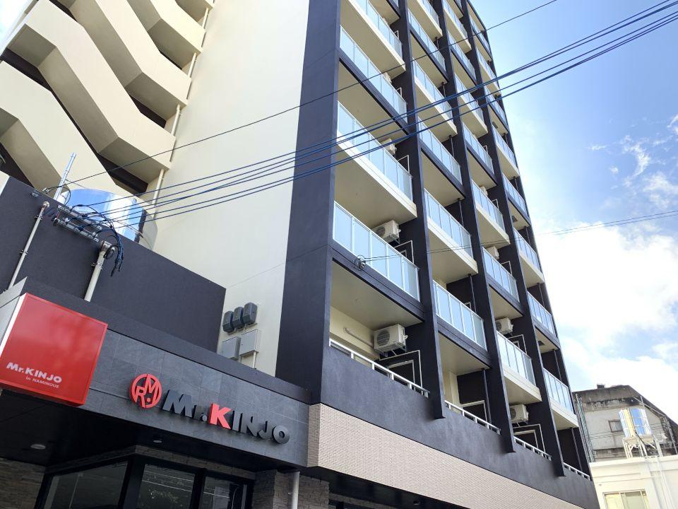 Mr.KINJO in NAMINOUE ホテル画像1
