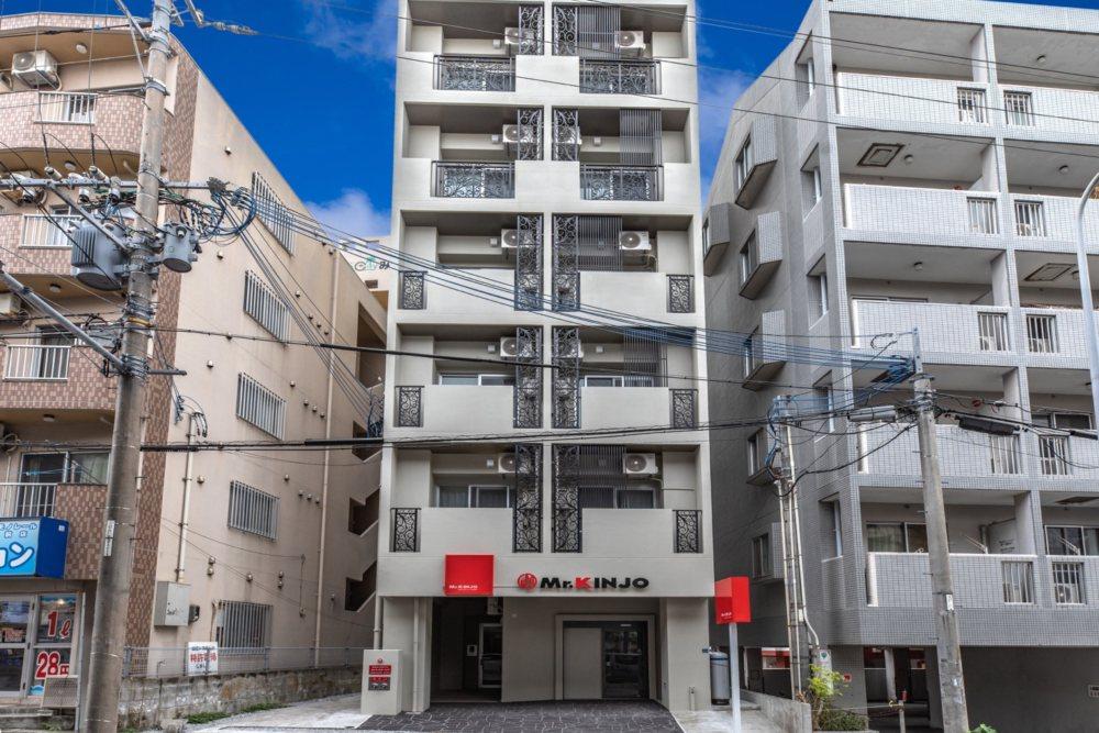 Mr.KINJO Miki24 in 牧志駅前 ホテル画像1