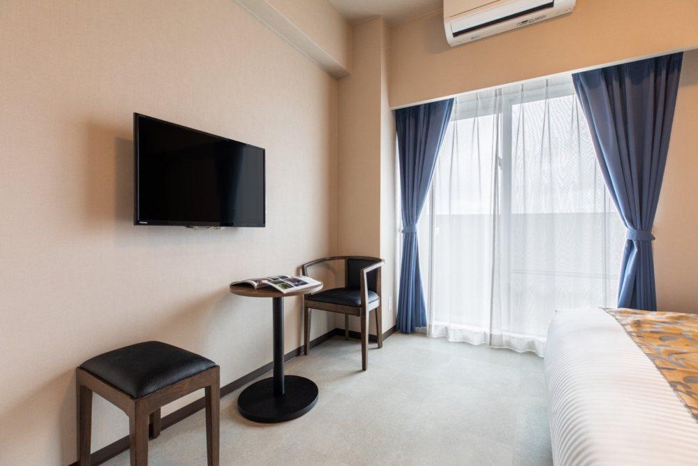 Mr.KINJO in GRAND BLUE CHATAN ホテル画像4