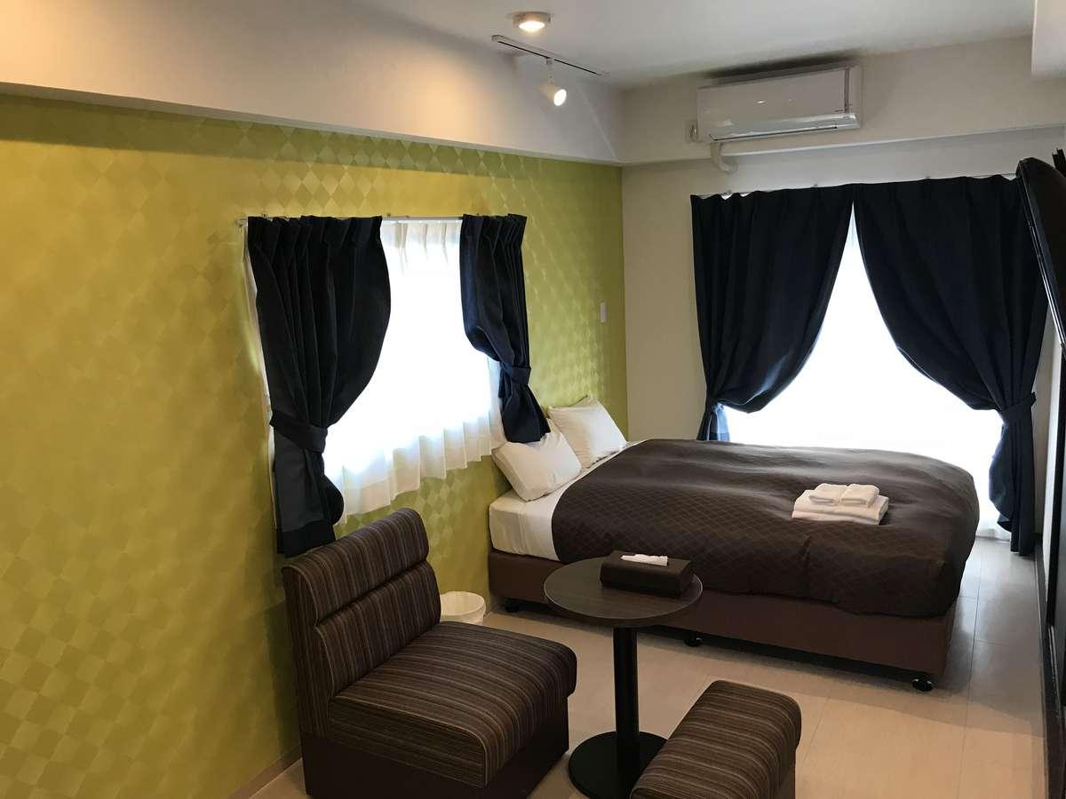 Mr.KINJO in FUTENMA ホテル画像3