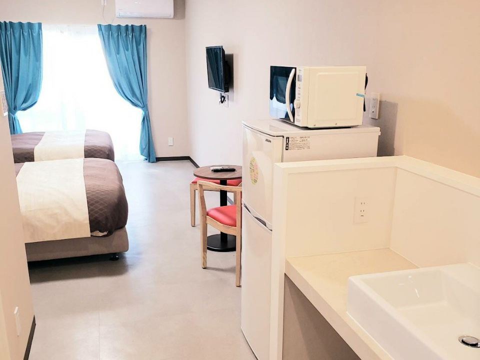 Mr.KINJO Happiness Resort II ホテル画像5